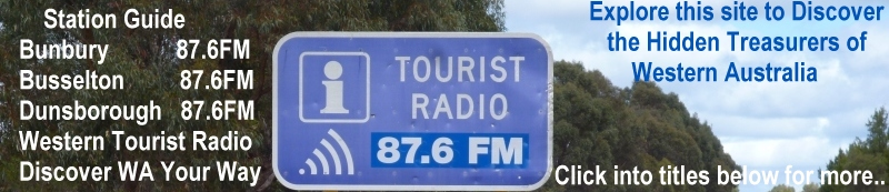 Tourist Drives in Western Australia